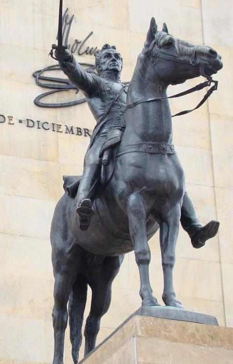 A Simón Bolívar