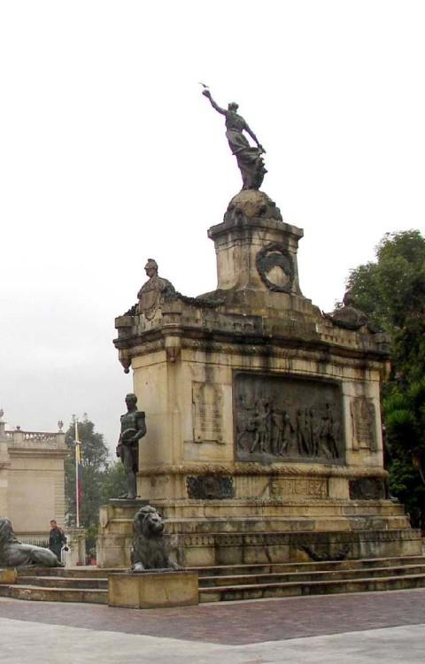 A la Batalla de Ayacucho