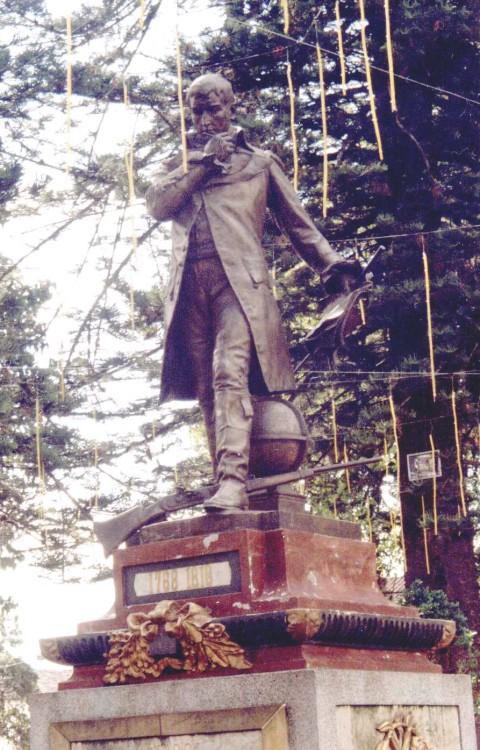 A Francisco José de Caldas