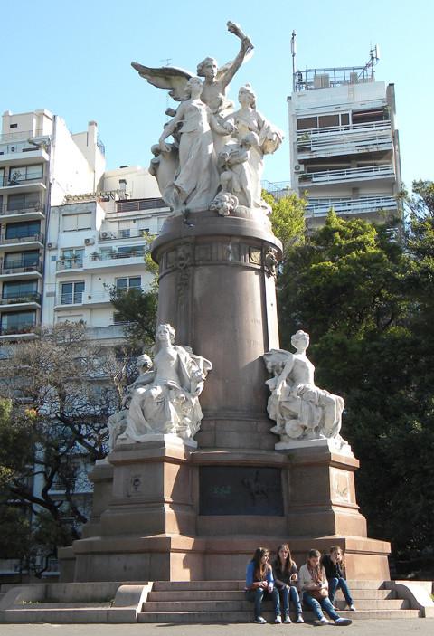 De Francia a la Argentina