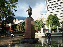 A Francisco de Paula Santander