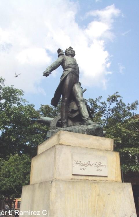 A Antonio José de Sucre