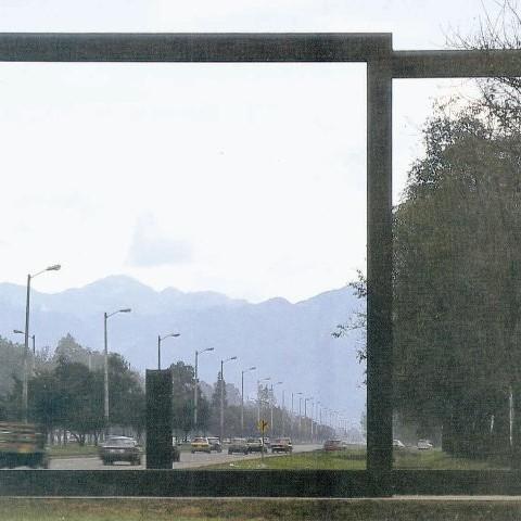 Ventana a Bogotá